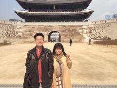 2014年3月 姪の中学合格祝いでソウルへ