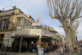 2014早春、南フランス等・4ヵ国巡り(25):2月28日(10):フランス:アルル市街、プラタナスの並木道、マルセイユへ、マルセイユのホテル