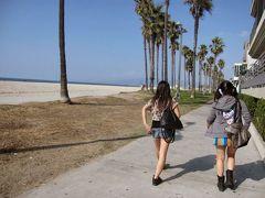 USA-LosAngeles/4泊6日/PINK'Sのホットドッグ/ベニスビーチをお散歩/PartyInTheU.S.A