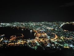 2014年3月江差線お別れの旅4(函館山)