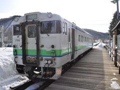 2014年3月江差線お別れの旅5(函館駅から神明駅往復)