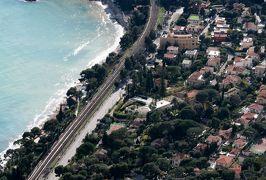 2014早春、南フランス等・4ヵ国巡り(35):3月1日(10):フランス:鷹の巣村・エズ、植物園、エズからのコート・ダジュール眺望