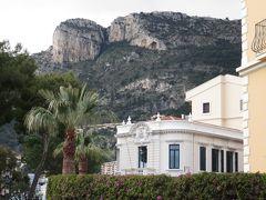 2014早春、南フランス等・4ヵ国巡り(38):3月1日(13):モナコ公国:モナコ公族の屋敷群、モナコ大聖堂、グレース大公妃の墓