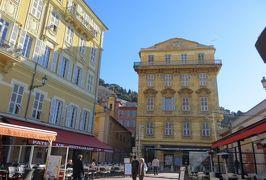 2014早春、南フランス等・4ヵ国巡り(42):3月2日(4):フランス:ニース、コート・ダジュール、シャルル・フェリックス広場、サレヤ広場