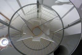 2014早春、南フランス等・4ヵ国巡り(48:補遺1):サグラダファミリア展示室2:縮小モデル、セピア写真、ガウディのサイン