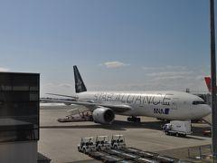 2014年3月江差線お別れの旅6(函館空港から羽田経由で帰途)