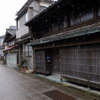 冬の越前を行く【2】~歴史情緒溢れる三国と福井城跡~