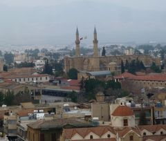 2013.12年末年始キプロス旅行17-シャコラスタワー,レベンティス博物館