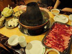 上海★タクさんリターンズ!!羊鍋…そしてカラオケ!
