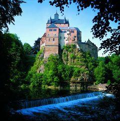 ≪古城伝説:クリープシュタイン城の貞淑なる妻Die Sage von der treuen Frau von Kriebstein≫