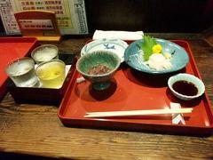 日本酒と海の幸を味わう