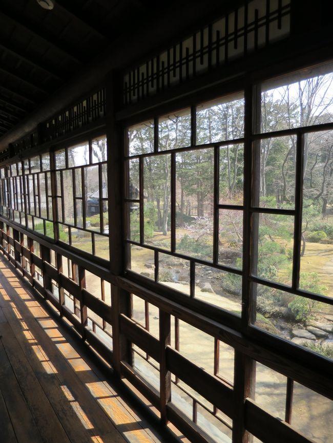"""江戸東京たてもの園散策の後編です。<br /><br />東ゾーン残りの天明家、センターゾーン、西ゾーンと回りました。<br />後半は疲れてきて、見学や写真撮影に集中出来ず、不明の箇所がいくつかありました。<br />でも楽しくてもう一度来たい""""江戸東京たてもの園""""でした。"""