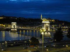 女同士で楽しむ中欧 欲張り10日間の旅6日目(ウィーン~ブダペスト)