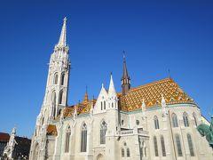 女同士で楽しむ中欧 欲張り10日間の旅7日目(ブダペスト~ウィーン)