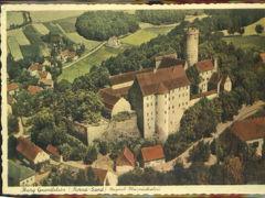 ≪グナンドシュタイン城の財宝伝説;Der Schatz von Burg Gnandstein≫