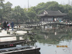 杭州の西湖十景・曲院風荷