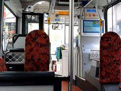 シドニー市内無料バス 555