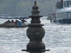 杭州の西湖十景・三潭印月