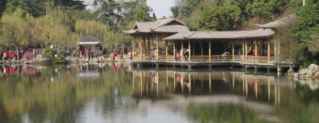 杭州の西湖十景・花港観魚