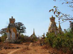 百聞は一見にしかず めざせ奥インレー湖  Thaung Tho (トントゥ)
