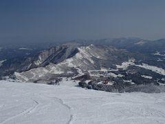 2014年03月 ハチ北高原スキー場に行ってきました。