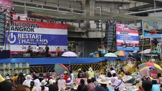 タイ2014③バンコク