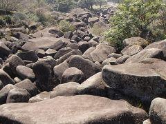 日本にもあった! 山肌に広がる石の海(万倉・大岩郷)