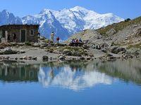スイスハイキングの旅 シャモニー・モンブラン