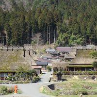 美山かやぶきの里と常照皇寺の旅