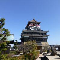 2014年春、尾張・信長の城を巡る旅 (1)清須城?五条川の岸を西へ東へ