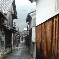 しまなみ海道 弓削島の古い街並みを散策