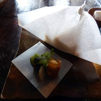 17.年明けの沖縄~鹿児島~大分出張 鹿児島~大分鉄道の旅 ななつ星in九州への食事提供している方寸(ほうすん)の昼食