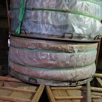 和蔵酒造(株)貞元蔵 芋焼酎の製造過程を見学 ☆「七年祭り」と「無濾過新酒」を購入