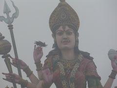 インド寺院めぐり一人旅 7~マトゥラーからデリーへ(巨大神様!)