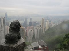 香港トランジット待ち間のプチ観光