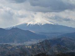 高川山登山&途中下車しながら花見の旅