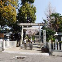 羊神社参詣