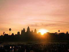 カンボジア女子旅アンコールワット アンタヌーリボーンプログラム