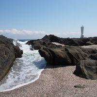 奇岩と桜、海の幸(逗子・油壺・城ケ島)part2