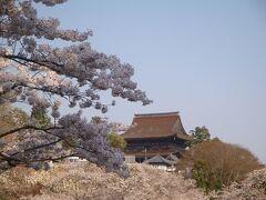 絵になる景色に感動・・・・・初めての吉野桜見物は強行軍で