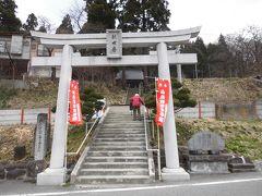 母と山寺散歩