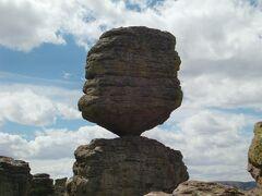 2014春 アリゾナ、ニューメキシコ ドライブ06:チリカワ国定公園 奇岩の宝庫!