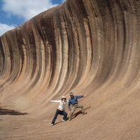 旅大陸 オーストラリア10日間 パース(ピナクルス・ウェーブロック)
