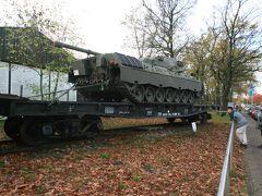 ムンスター 戦車博物館 MUNSTER PANTER MUSEUM