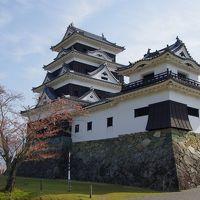 大洲城へ登城