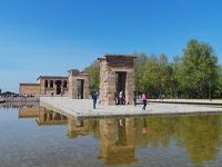 Templo de Debod デボ神殿 ー マドリードで見られる古代エジプト遺跡