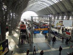 2014年2月 ベルリン、ドレスデン7泊8日の旅 8日目(スーツケースが倍に増える!の巻)