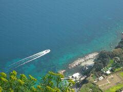 シニアのイタリア南~北~南16日間  12.カプリ散策