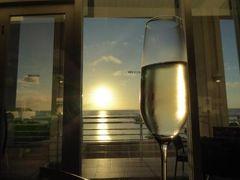 春のグアム満喫♪ Vol12(第3日目夜) ☆ウェスティン・リゾート・グアムのイタリアン「プレゴ」でディナー♪
