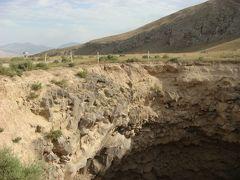 アララト山麓の隕石孔(東トルコその11)
